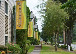 Sidewalk Signs banner vinyl flag promotional outdoor 300x213